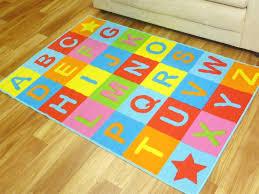 kids area rug theme