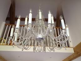this chandelier was purchased on and was missing all dishes the dish tost importantly half of the dish washers which means that the