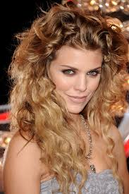 good easy hairstyles for curly hair