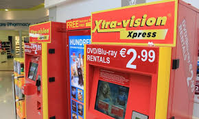 Vision Vending Machine Adorable Six DVD Rentals Xtra Vision Xpress Groupon