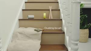 how to paint stairs dulux