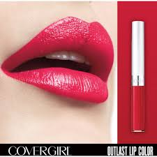 Cover girl outlast lip color