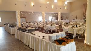 Reception Table Set Up Quad Cities Wedding Reception Hall Event Venue Rental