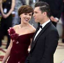 Scarlett Johansson: Hat Colin Jost ...