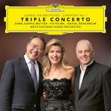 Anne-Sophie Mutter & Yo-Yo Ma: <b>Beethoven</b>: <b>Triple Concerto</b> ...