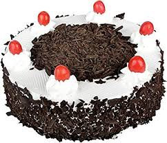 Sattva Flower Boutique Contains A Black Forest Cake Weighs 12 Kg
