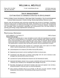 Sales Resume | Free Resumes Tips
