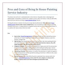 house painting business startup best 2018