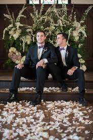 White Tie With Decorations 17 Best Ideas About Gay Men Weddings On Pinterest Gay Wedding
