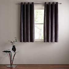 window curtain bay window curtain poles for eyelet curtains fresh john lewis re velvet