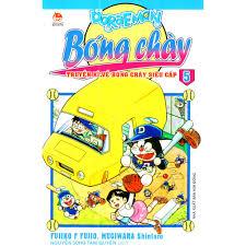 Sách - Doraemon Bóng Chày - Truyền Kì Về Bóng Chày Siêu Cấp Tập 5