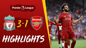 Head to head (h2h) history and results. Liverpool Vs Arsenal Salah At The Double Against The Gunners Youtube