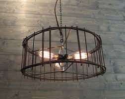 industrial lighting chandelier. Industrial Chandelier 17\ Lighting H