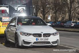 BMW 5 Series bmw m3 in white : F80 M3 Mineral White Spotted - HQ Pics