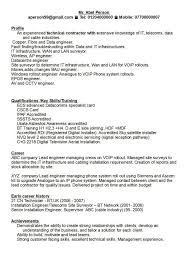 Accomplishment Resume Template Linkinpost Com