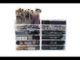 kim kardashian makeup storage units