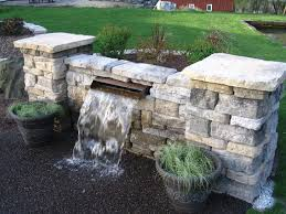 Diy Pool Waterfall Pondless Waterfall Kits For Sale Double Click On Above Image To