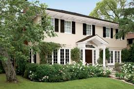 exterior paint colors for colonial style house. thisoldhouse.com | from paint color ideas for colonial revival houses exterior colors style house