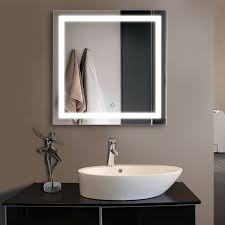 Decorative Bathroom Mirror Decorative Bathroom Mirror C Nongzico