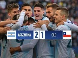 Copa America 2019: Argentina terza, Cile battuto 2-1. Dybala decisivo,  Messi espulso