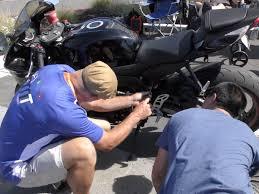 <b>Motorcycle</b> Fully <b>Adjustable Suspension</b> Setup Demonstration ...