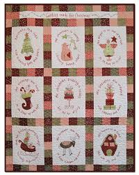134 best CHRISTMAS | Joy to Make images on Pinterest | Quilt kits ... & ... and instead spend a little time each month for 9 months to make this  adorable Getting Ready for Christmas Quilt Kit, designed by Australian ... Adamdwight.com