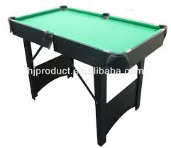 high quality mini kids toy 5ft pool table 5ft billiard table