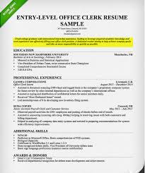 Letter Of Recommendation For Office Clerk College Career Objective 2 Administrative Assistant Resume