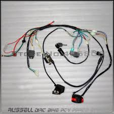 cc wire harness cc auto wiring diagram schematic baja 50 atv wiring harness diagram baja auto wiring diagram on 110cc wire harness