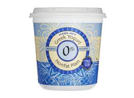 trader joe s plain nonfat greek yogurt