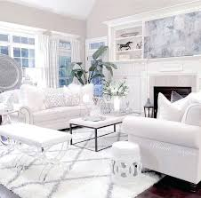 40 All White Living Room Set Home Interior Design Furniture Stunning Interior Designer Homes Set