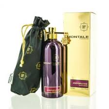 Unisex <b>Aoud Purple Rose</b> / <b>Montale</b> EDP Spray 3.3 oz (100 ml) (u ...