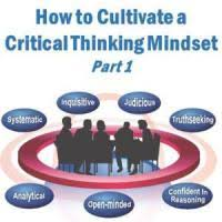 Cultivating a Critical Thinking Mindset PDF   Importance of     Pinterest