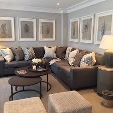 Gray Brown White Living Room Gopelling Net