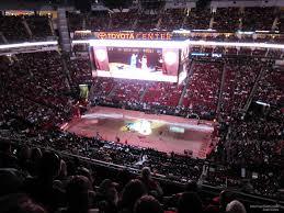 Toyota Center Section 425 Houston Rockets Rateyourseats Com