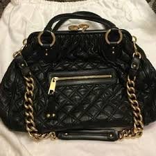 Women's Marc Jacobs Stam Bag Interior on Poshmark & Marc Jacobs Stam Quilted Leather Satchel Bag Adamdwight.com