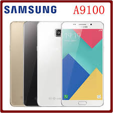 Image result for Samsung Galaxy A9 A9100 Dual SIM Card Octa Core Mobile Phone 6''