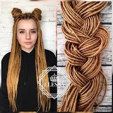 dreadlocks hair accessories double