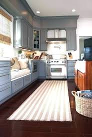 kitchen runner rugs incredible mat best machine washable throughout for with regard to 27