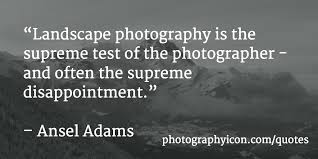 Landscape Quotes Stunning 48 Incredible Photography Quotes Icon Photography School