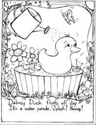 Fun Summer Coloring Pages Summer Coloring Pages Free Printable