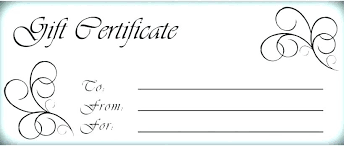Making Certificates Online Free Create Your Own Coupon Template