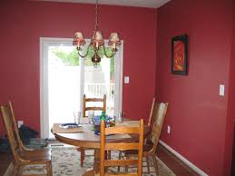 Red Dining Room Chairs Wooden Counter Height Farm Dining Table Dining Room Paint Colors