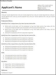 Free Resume Online Unique 20 Resume Sheets To Fill In Igreba Com