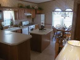 mobile homes kitchen designs. Mobile Home Decorating Ideas Single Wide With Well Kitchen Designs Homes
