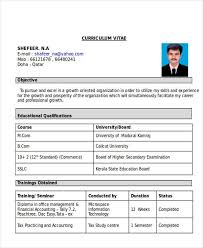 cv for accountant fresher