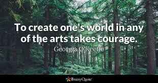 Georgia O Keeffe Quotes Inspiration Georgia O'Keeffe Quotes BrainyQuote