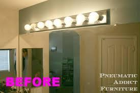 hollywood light cover update bathroom lights enchanting vanity inspiration of diy bathroom light covers o1