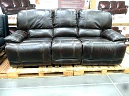 synergy leather swivel recliner costco sofa top grain sectional
