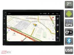 <b>Универсальная магнитола 2DIN</b> AVS070AN (#009) на Android